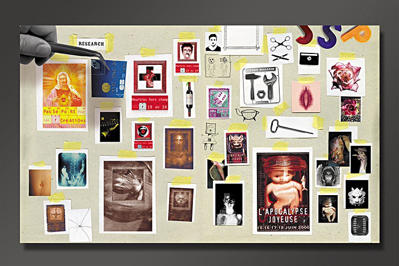 CDN Identité visuelle 1999-2000