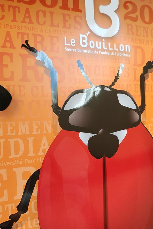 Affiche Poster Le Bouillon Orléans Saison 2011-12 02