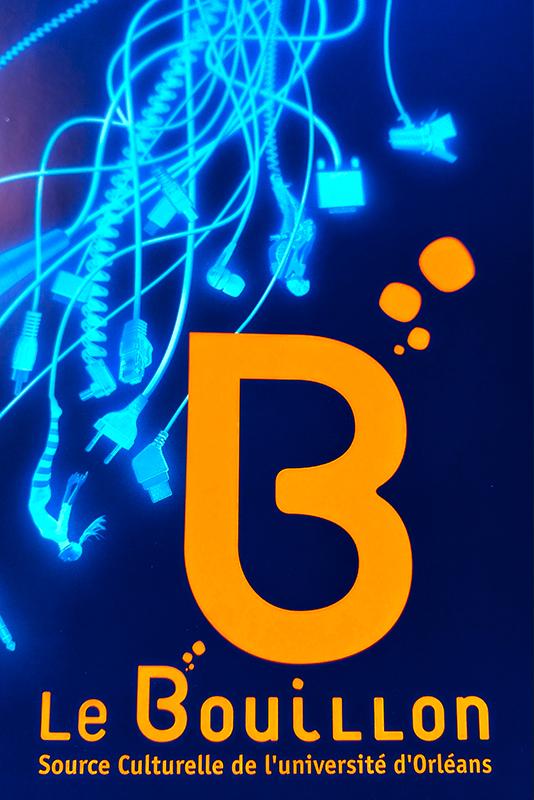 Affiche Poster Le Bouillon Orléans Saison 2014-15 01