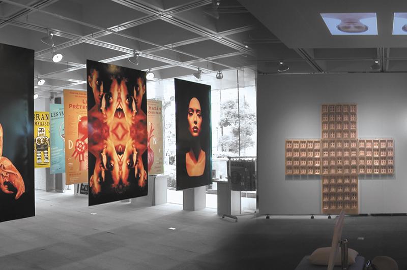 Exposition Exhibition GGG Galery Osaka Japon