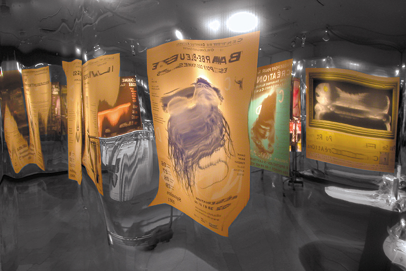 Exposition Exhibition DDD Galery Tokyo Japon