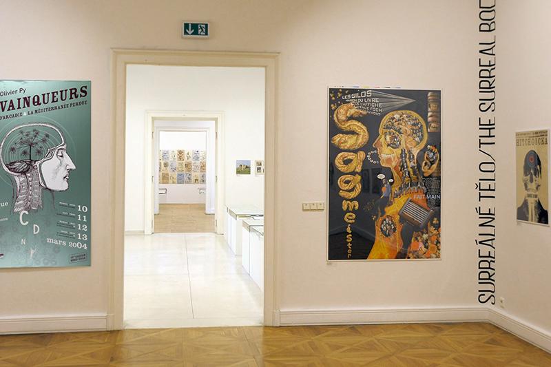 Exposition Exhibition Uncanny Surreal Design Brno République Tchèque