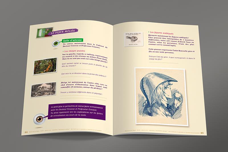 Maison de la Magie Guide de visite 2012