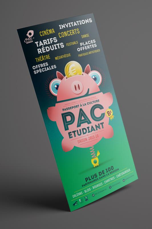 PAC Etudiant Programme 2015-16