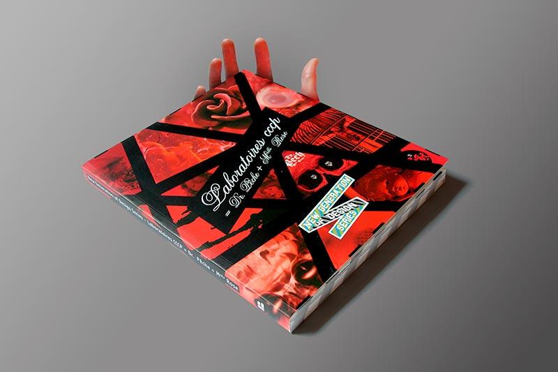 Livre Laboratoires CCCP = Dr Pêche + Melle Rose