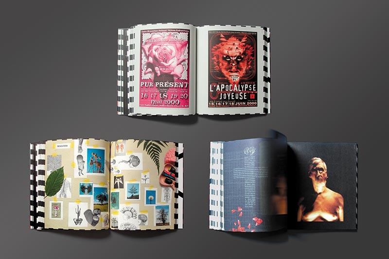 Pages Livre Laboratoires CCCP = Dr Pêche + Melle Rose